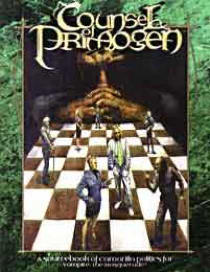 Role Playing Games - Counsel of Primogen (WW2429)