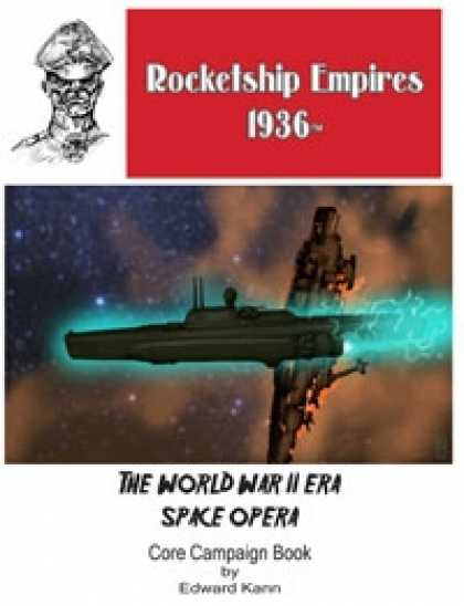 Role Playing Games - Rocketship Empires 1936