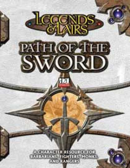 Role Playing Games - Path of the Sword