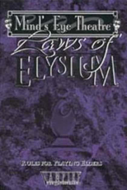 Role Playing Games - Secrets of Elysium