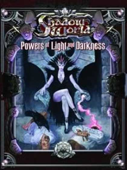 Role Playing Games - Shadow World Powers of Light & Darkness