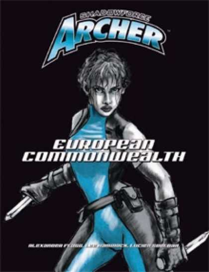 Role Playing Games - Classic Spycraft: European Commonwealth Chamber Book