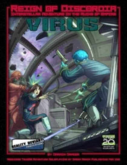 Role Playing Games - Reign of Discordia: Virus