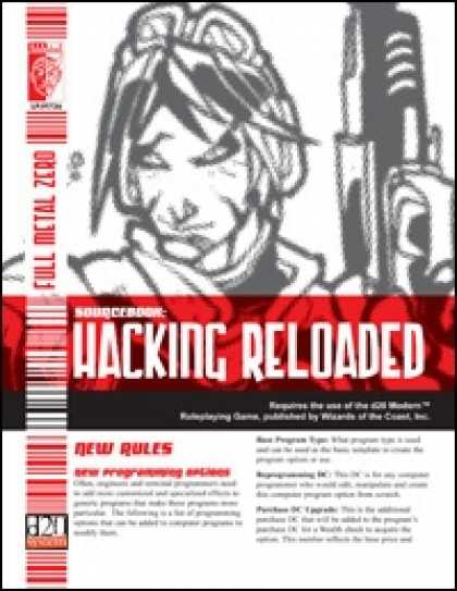 Role Playing Games - Hacking Reloaded