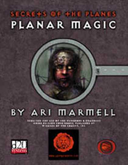 Role Playing Games - Lion's Den Press: Secrets of the Planes -- Planar Magic