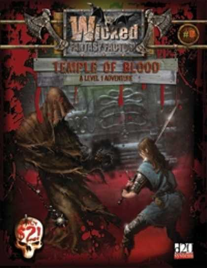 Role Playing Games - Wicked Fantasy Factory #0: Temple of Blood