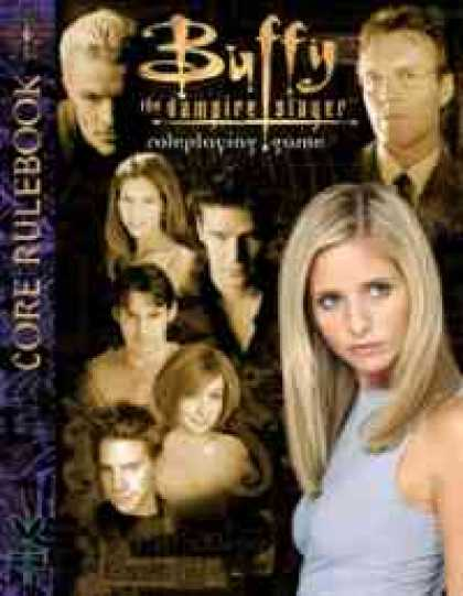 Role Playing Games - Buffy the Vampire Slayer Roleplaying Game
