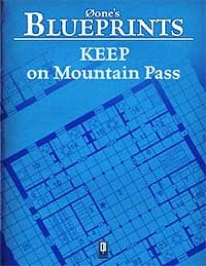 Role Playing Games - 0one's Blueprints: Keep on Mountain Pass