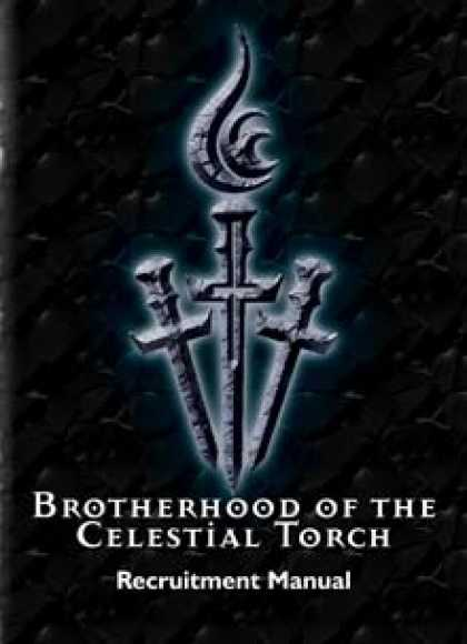 Role Playing Games - Brotherhood Recruitment Manual