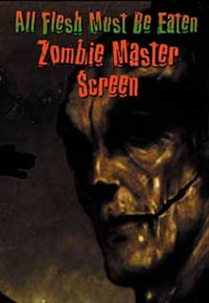 Role Playing Games - Zombie Master's Screen