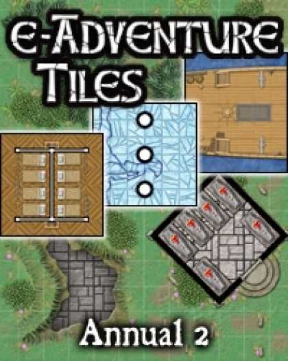 Role Playing Games - e-Adventure Tiles: Annual 2