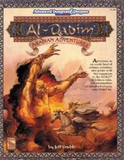 Role Playing Games - Arabian Adventures