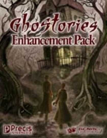 Role Playing Games - Ghostories Enhancement Pack