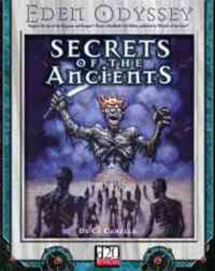 Role Playing Games - Secrets of the Ancients