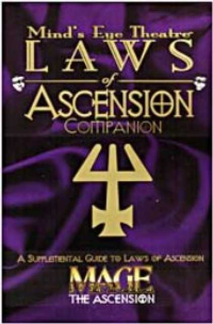 Role Playing Games - Laws of Ascension Companion
