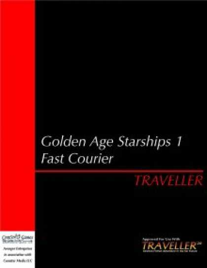 Role Playing Games - Traveller - GAS 1: Fast Courier