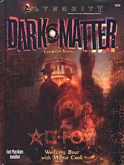 Role Playing Games - Dark Matter Campaign Setting