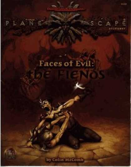 Role Playing Games - Planescape Faces of Evil: The Fiends