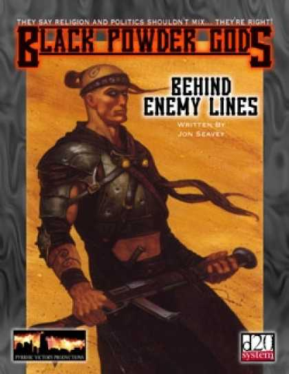 Role Playing Games - Black Powder Gods: Behind Enemy Lines
