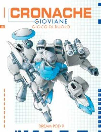 Role Playing Games - Jovian Chronicles Rulebook (Italian)