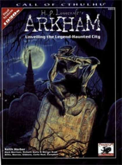 Role Playing Games - Arkham