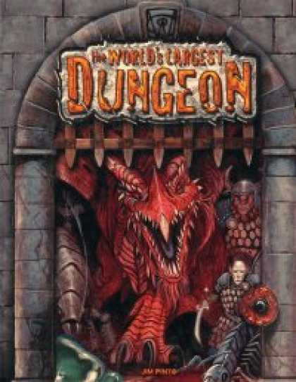 Role Playing Games - World's Largest Dungeon, The