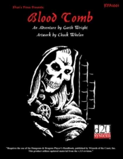 Role Playing Games - Blood Tomb