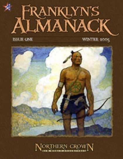 Role Playing Games - NORTHERN CROWN: Franklyn's Almanack, Issue One