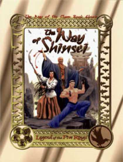 Role Playing Games - Way of Shinsei