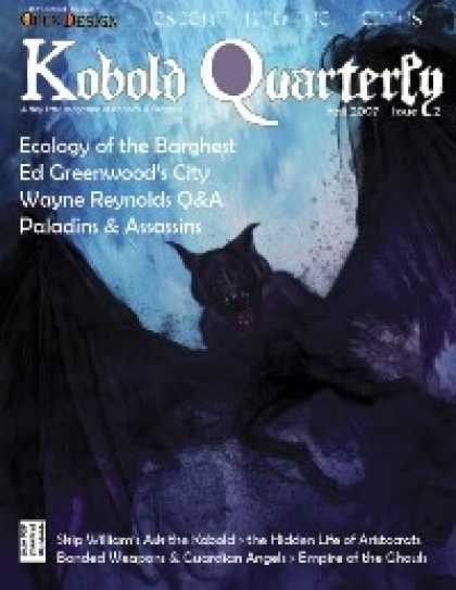 Role Playing Games - Kobold Quarterly #2
