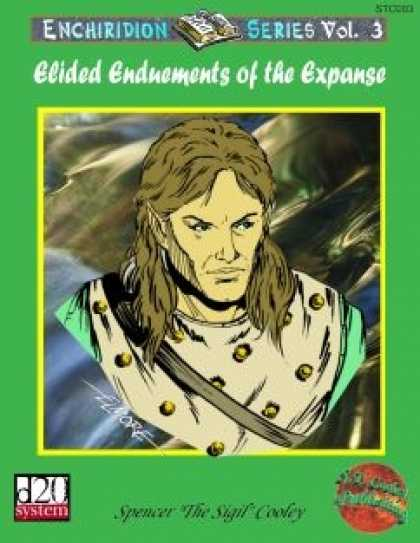 Role Playing Games - The Enchiridion of Elided Enduements of the Expanse