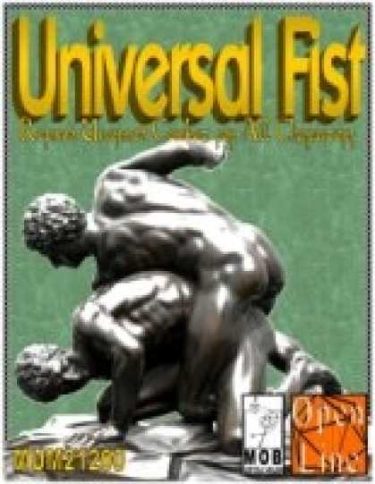 Role Playing Games - OGL Universal Fist