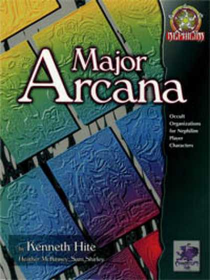Role Playing Games - Major Arcana