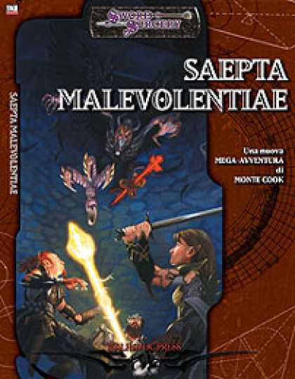 Role Playing Games - Saepta Malevolentiae (Italian)
