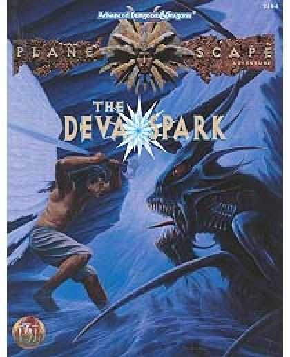 Role Playing Games - The Deva Spark