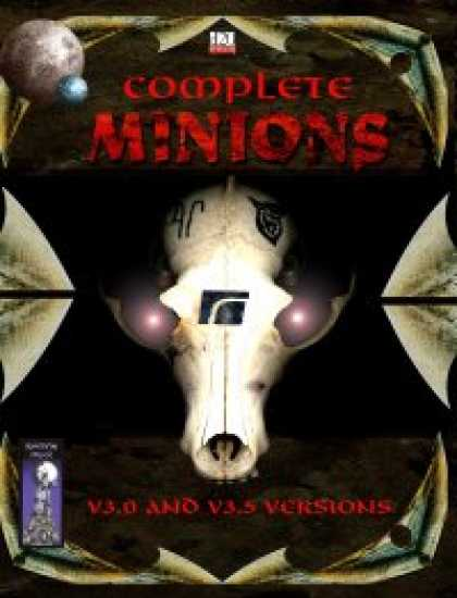 Role Playing Games - Complete Minions