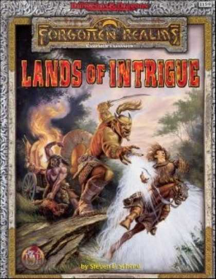Role Playing Games - Land of Intrigue
