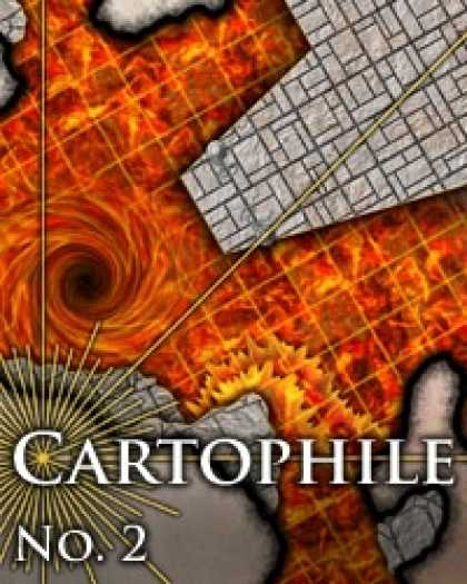 Role Playing Games - Cartophile No. 2
