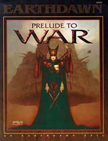 Role Playing Games - Prelude To War