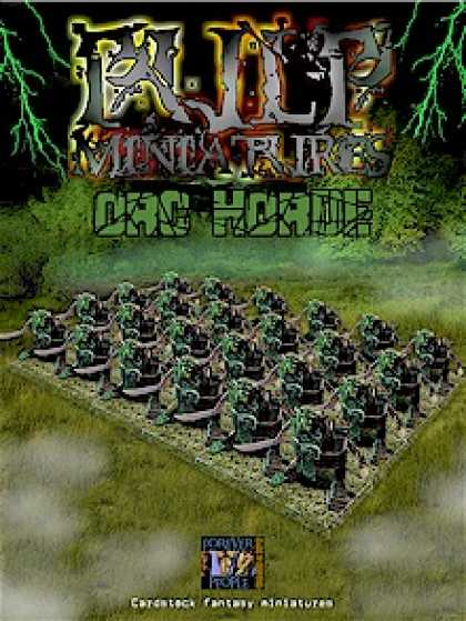 Role Playing Games - Orc Horde!