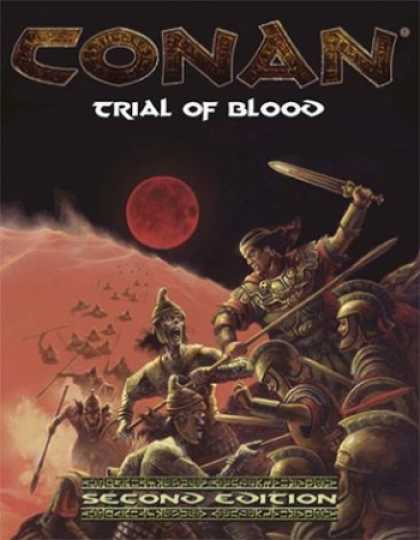 Role Playing Games - Trial of Blood