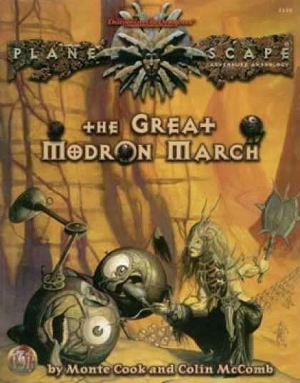 Role Playing Games - The Great Modron March