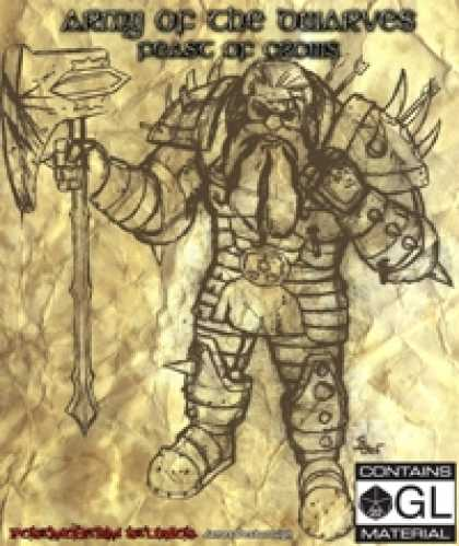 Role Playing Games - Army of the Dwarves
