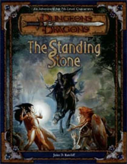 Role Playing Games - The Standing Stone