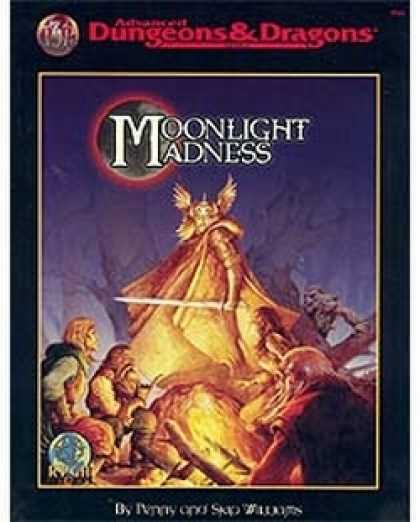 Role Playing Games - Moonlight Madness