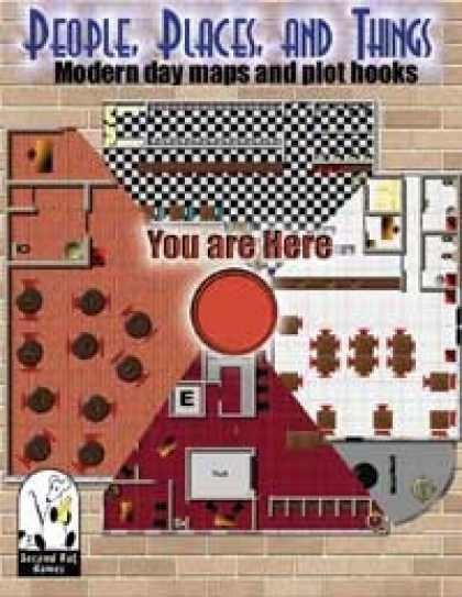 Role Playing Games - People, Places, and Things: You are Here