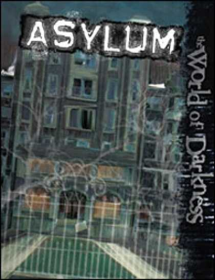 Role Playing Games - World of Darkness: Asylum