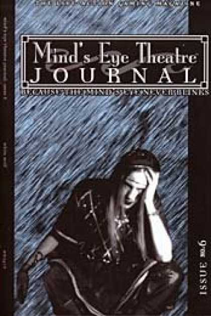 Role Playing Games - Mind's Eye Theatre Journal #6