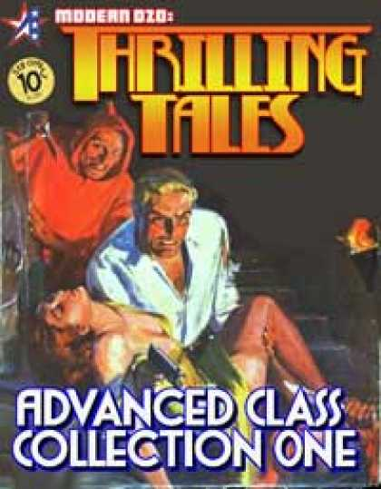 Role Playing Games - THRILLING TALES: Advanced Class Collection One