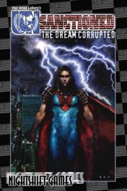 Role Playing Games - UNSanctioned: The Dream Corrupted